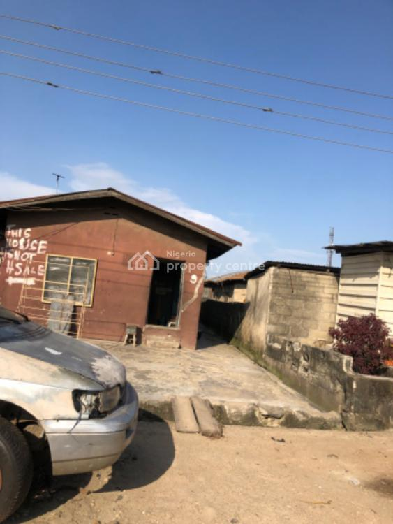 Half Plot of Land, Gbagada Phase 2, Shomolu, Lagos, Residential Land for Sale