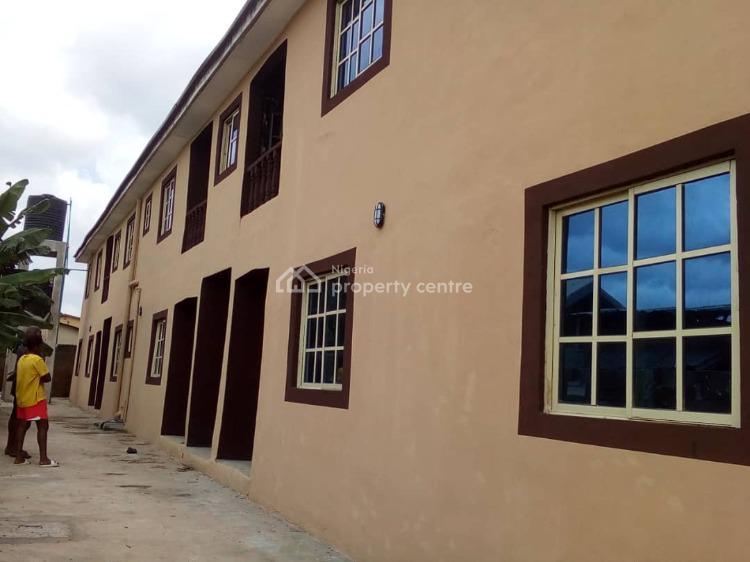 Clean 2 Bedroom Flat, Joke Ayo, Kola Alagbado, Ijaiye, Lagos, Flat / Apartment for Rent
