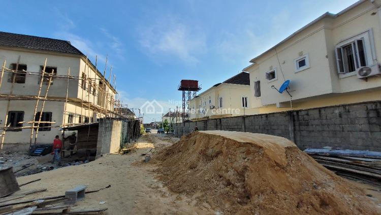 4 Bedroom All Ensuite Semi Detached Duplexes, By General Paint Bus- Stop, Awoyaya, Ibeju Lekki, Lagos, House for Sale