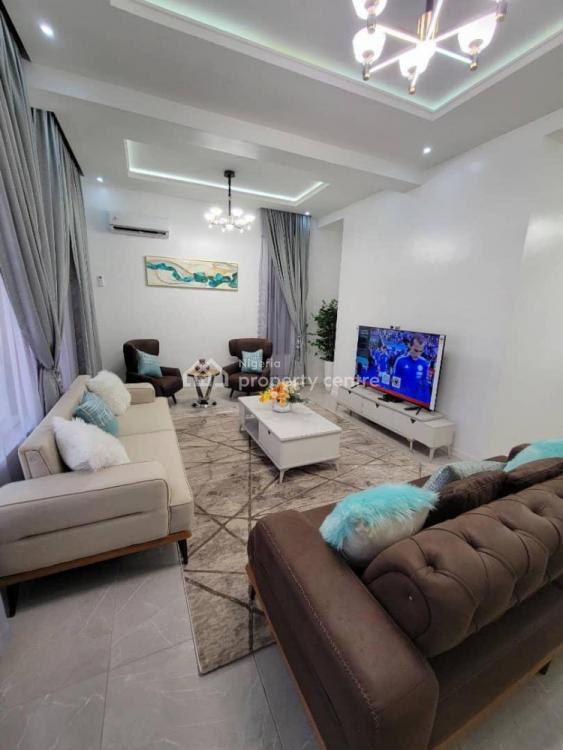 4 Bedroom Semi Detached Duplex + Bq, Gra, Abijo, Lekki, Lagos, Semi-detached Duplex for Sale