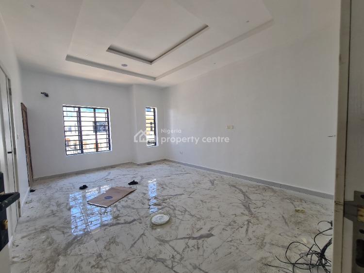 4 Bedroom Semi Detached House with Bq, Ikate Elegushi, Lekki, Lagos, House for Sale