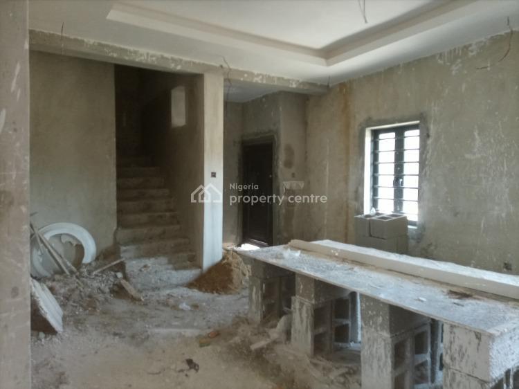 3 Bedroom Maisonnette (off-plan) in a Residential Estate, Ogidan, Sangotedo, Ajah, Lagos, Terraced Duplex for Sale