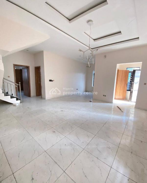 Newly Built Serviced 4-bedroom Semi Detached Duplex, Lekki, Lagos, Semi-detached Duplex for Rent