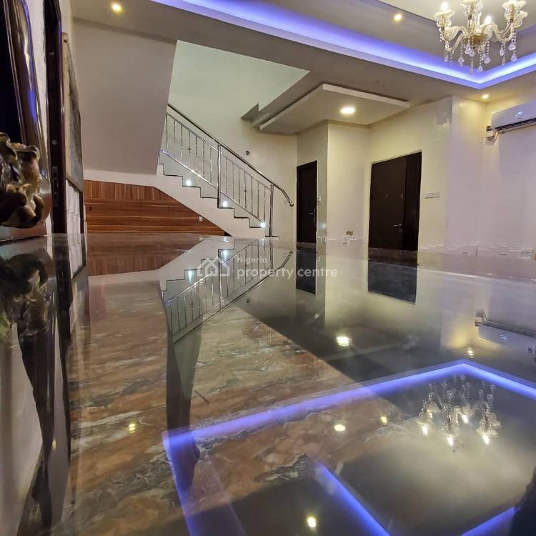 4 Bedroom Luxury Duplex, Chevron Drive, Igbo Efon, Lekki, Lagos, Semi-detached Duplex for Rent