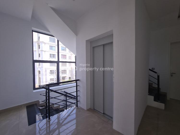 Spacious and Beautifully Finished 4 Bedroom Luxury Terrace, Victoria Island (vi), Lagos, House for Rent