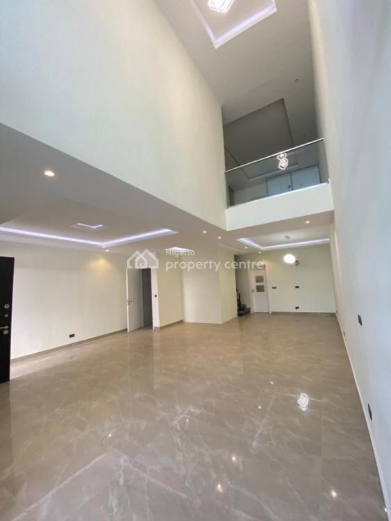 Newly Built 4 Bedroom Terrace with Roof Top Space and 1 Bq, Victoria Island (vi), Lagos, Terraced Duplex for Rent