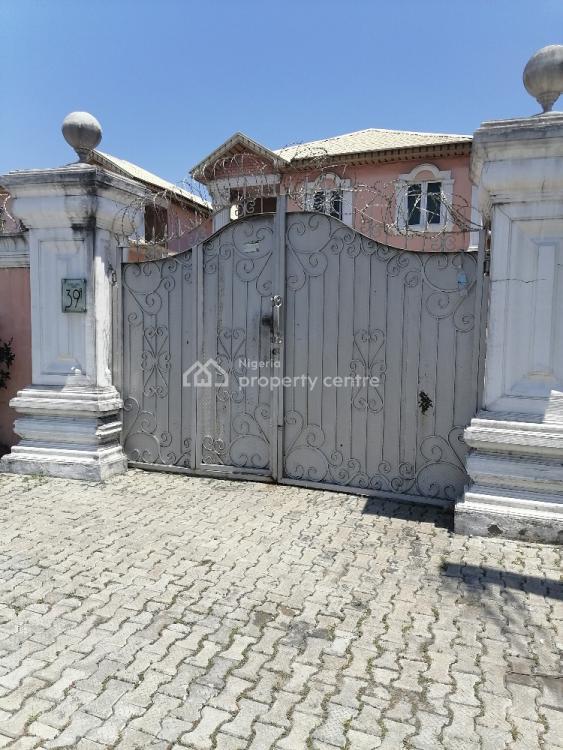 Prime, Lekki Phase 1, Lekki, Lagos, Detached Duplex for Rent