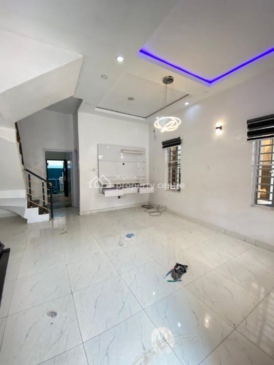 4 Bedroom Semi Detached Duplex + Bq, Westend Estate, Lekki County, Ikota, Lekki, Lagos, Semi-detached Duplex for Rent
