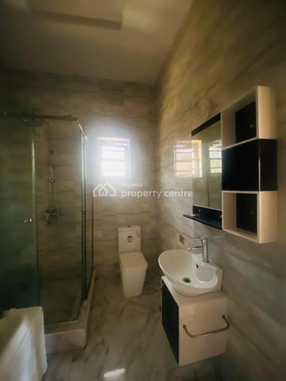 4 Bedroom Semi Detached Duplex with a Room Bq, Ajah, Lagos, Semi-detached Duplex for Sale