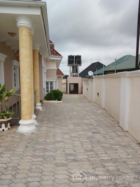 an Exquisitely Finished Luxury 4 Bedrooms with Penthouse and 2 Rooms Bq, Apo Resettlement, Apo, Abuja, Detached Bungalow for Sale