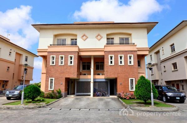 For Sale An Elegant Built 4 Bedroom Serviced Terrace