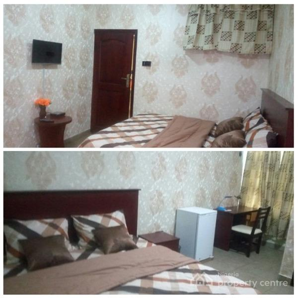 Furnished Apartments For Rent Near Me: Furnished Room Self Contained Apartments , Yaba, Lagos