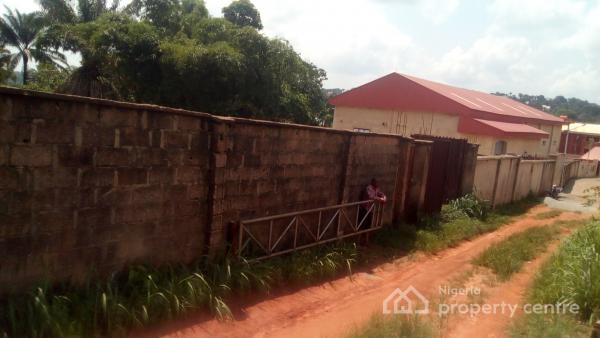 3 Plots of Land  for Sale Near Federal Polytechnic, Oko, Umunze Road, Near F.p.o. Oko, Orumba, Anambra, Commercial Property for Sale