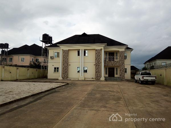 Luxury and Well Finished 3 Bedroom @ Shelter Afrique Housing Esrate, Uyo, Shelter Afrique Housing Estate, Uyo, Akwa Ibom, Flat / Apartment for Rent