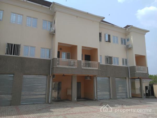 Dapeville Terrace, Fully Serviced 3/4 Bedroom Terrace Duplex, Dape District, Life Camp, Gwarinpa, Abuja, Terraced Duplex for Rent