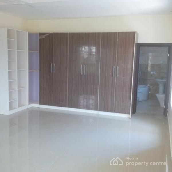 For sale 5 bedroom duplex with a bq ikota villa estate for Kitchen cabinets for sale in lagos