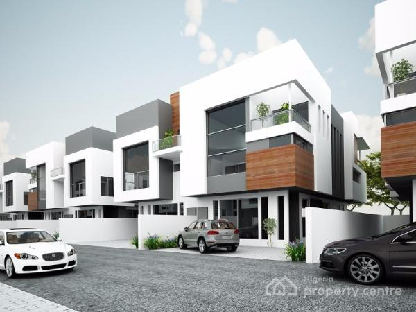 For Sale Contemporary 4 Bedroom Semi Detached Houses In