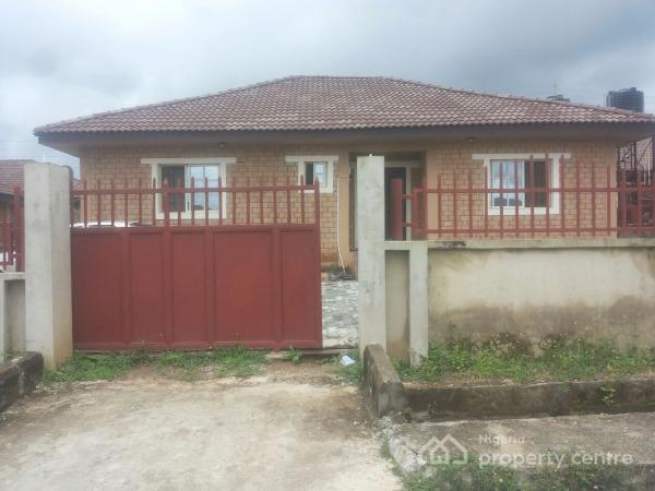 Tastefully Finished 3 Bedrooms Fully Detached House, Unity Estate By Fcda Homes, Kuje, Abuja, Detached Bungalow for Sale