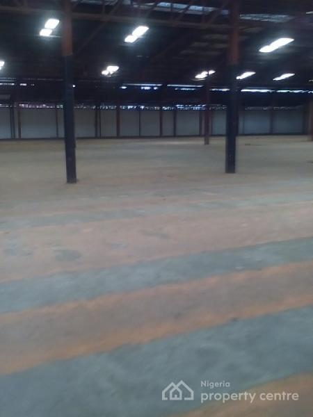 Warehouse on 72,000 Square Foot at Ogba, Acme Road, Ogba, Ikeja, Lagos, Warehouse for Rent