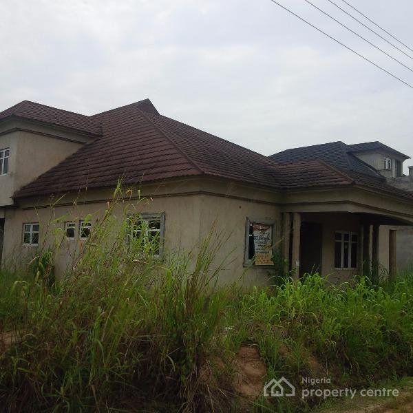 6 Bedroom Bungalow With A Penthouse On A 600sqm Land