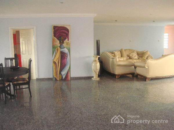 Luxury 3 Bedroom Apartment with Excellent Facilities, Off Bourdillon Road, Old Ikoyi, Ikoyi, Lagos, Flat for Rent