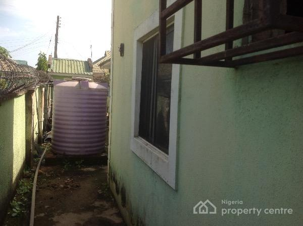 Renovated Big Size Studio Self Contained, Gudu, Abuja, Self Contained (single Rooms) for Rent