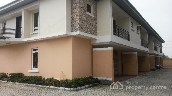 Luxury 3 Bedroom Duplex Lekki Lagos Almighty Properties Ltd