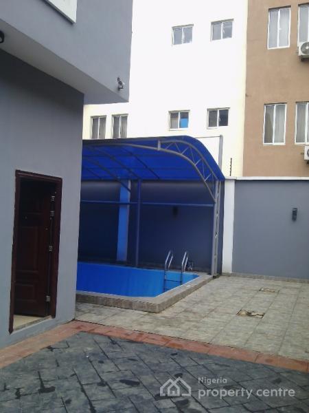 For Sale Luxury Built 5 Bedroom Detached Duplex With Swimming Pool Bq Gatehouse Ikeja Gra