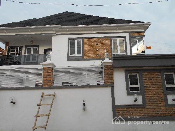 Detached Duplexes For Sale In Osapa Lekki Lagos Nigerian Real Estate Property