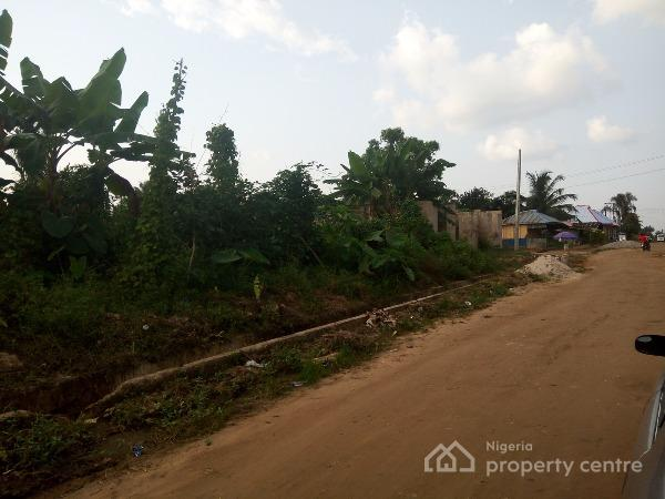 Well Located, Dry and Firm Land Measuring 990sqm, Close to The New Stadium and Akwa Ibom State Police Headquarters, Off Ring Road 3, Uyo, Akwa Ibom, Land for Sale