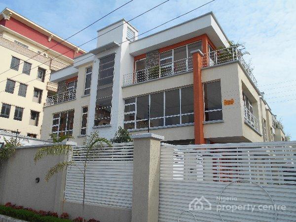 Semi detached duplexes for rent in oniru victoria island - 4 bedroom duplex for rent near me ...