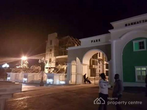 Manhattan Park & Gardens, Abuja-nassarawa Road, Kafe, Abuja, Residential Land for Sale