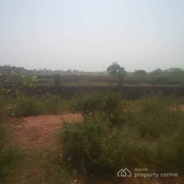 Fenced, Build-able and Livable Plot, Opposite Police Housing Estate Scheme, Inside Citec, Mbora, Abuja, Residential Land for Sale