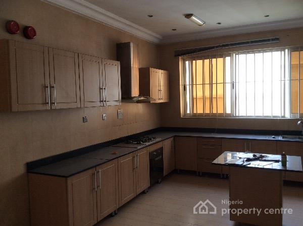 Well Refurbished 4 Bedroom, Tennessee Close, Off Panama Street, Maitama District, Abuja, Semi-detached Duplex for Sale