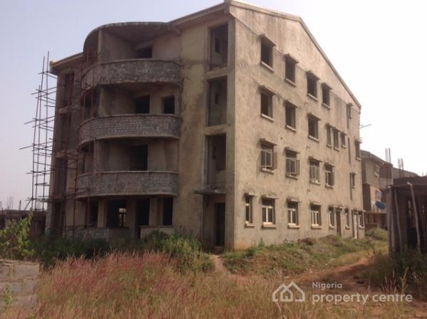 3 Bedroom Maisonatte with 1 Room Bq, Houses 1-50 Aquamarine Estate Road, Apo, Abuja, Terraced Duplex for Sale