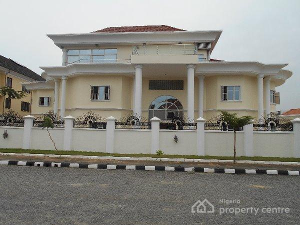 Detached duplexes for rent in banana island ikoyi lagos for 9 bedroom house for rent