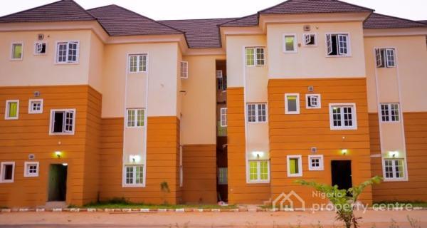 Spacious 2 Bedroom Flat, By American International School, Durumi, Abuja, Flat for Sale