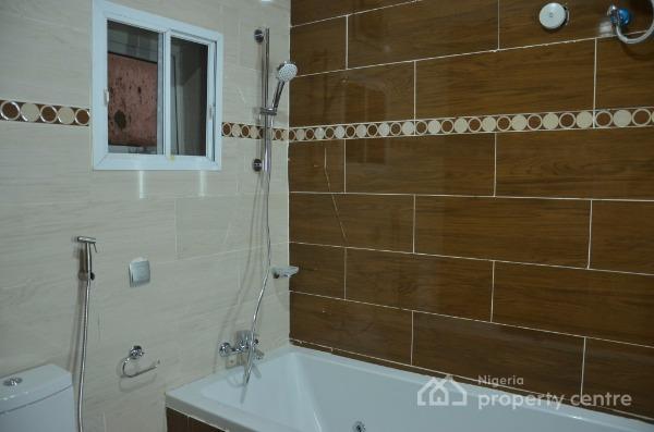 3 Bedroom Terrace with 1room Bq, By American International School, Durumi, Abuja, Terraced Duplex for Sale