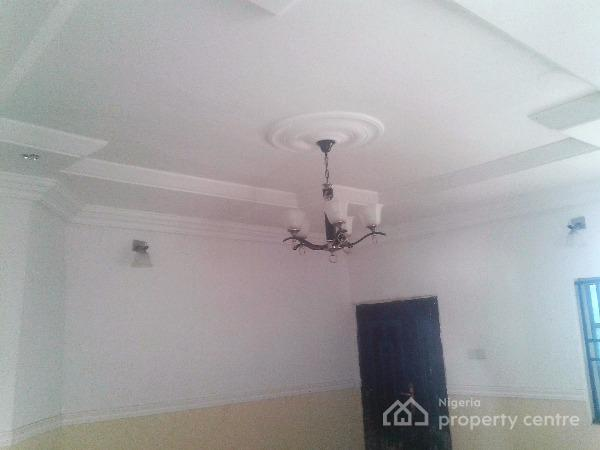 Standard 3 Bedroom Bungalow with 1rm Bq, House 1-10, a & B Estate Road, Kubwa, Abuja, Detached Bungalow for Sale