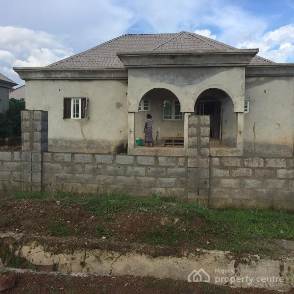 3 Bedroom Bungalow, House 8 Estate Road, Kafe, Abuja, Detached Bungalow for Sale