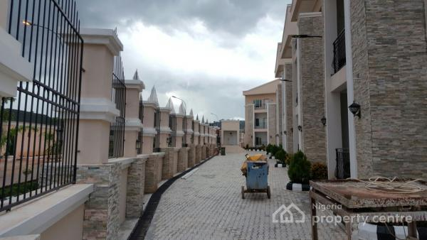 4 Bedroom Terrace, Ismail Mamman Street, Katampe Extension, Katampe, Abuja, Terraced Duplex for Sale