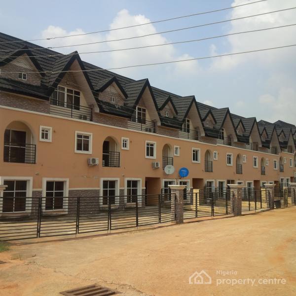 For Rent: 4 Bedroom, Near Berger, Isheri, Lagos