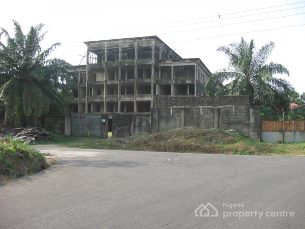 Almost Completed 3 Star Hotel (end of The Year Price Splash), Ewet Housing Estate, Uyo, Akwa Ibom, Hotel / Guest House for Sale