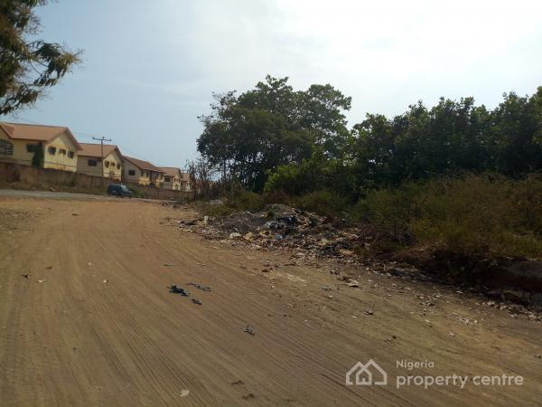 1 Hectare Commercial Land for Sale By Sunnyvale Estate, Opposite Same Global Estate, Sunnyvale Road, Dakwo, Abuja, Commercial Land for Sale