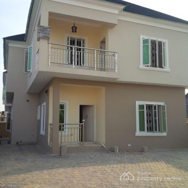 4 Bedroom Houses For Sale In Graceland Estate, Ajah, Lagos