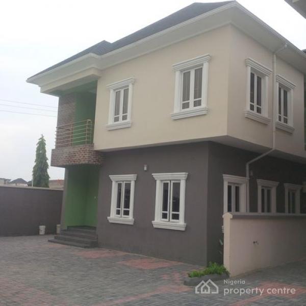4 Bedroom Duplex With Bq Lekki Lagos 4 Tee Properties Investment Ltd