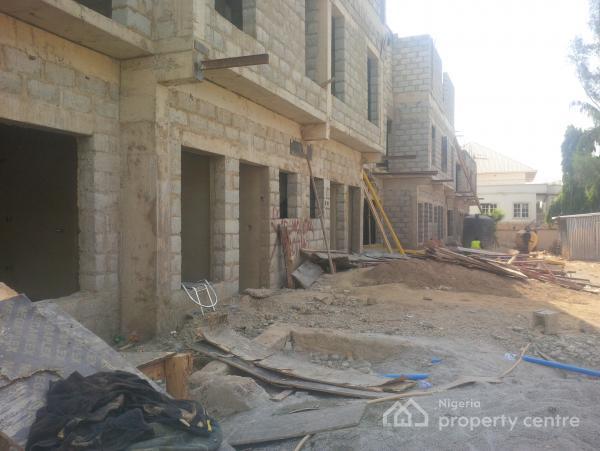 Luxury 4 Bedroom Terrace, on Danube Close, Maitama District, Abuja, Terraced Duplex for Sale