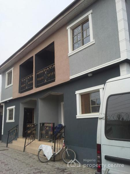 3 Bedroom Duplex House With Swimming Pool In 200 Sq Yards: For Rent: 3 Bedroom, Alagbado, Egbeda, Alimosho, Lagos
