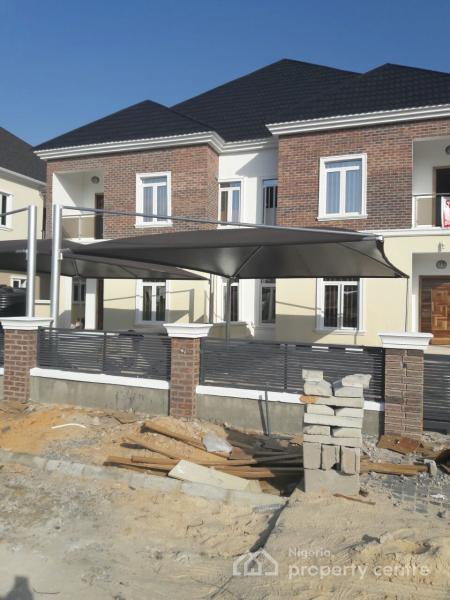 Terraced Duplexes For Sale In Ikota Villa Estate Lekki Lagos Nigerian Real Estate Property