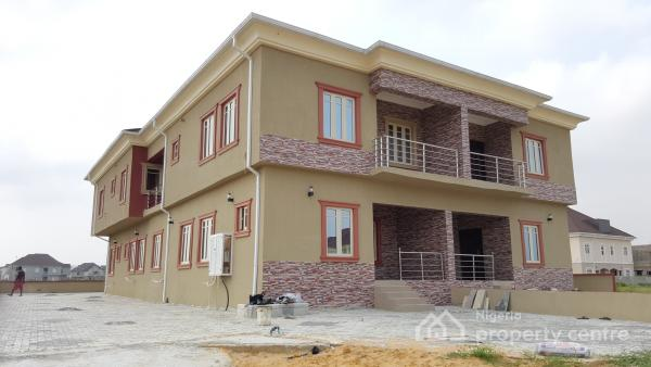 Brand New Well Finished And Spacious 4 Bedroom Ajah Lagos Bluehedge Realtors